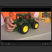 Bruder  02050 video John Deere 6920